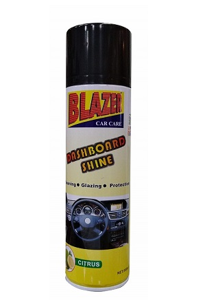 Blazer Dashboard Clean & Shine Citrus