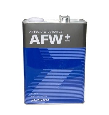AISIN TRANSMISSION FLUID (ATF) 4Ltr