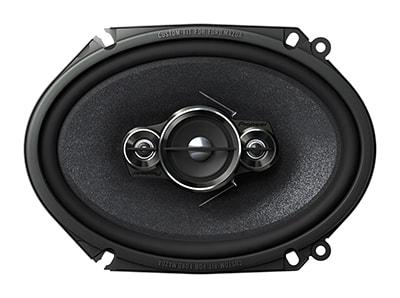 PIONEER 6 x 8 Inch 4-way Speaker TS-A6886R