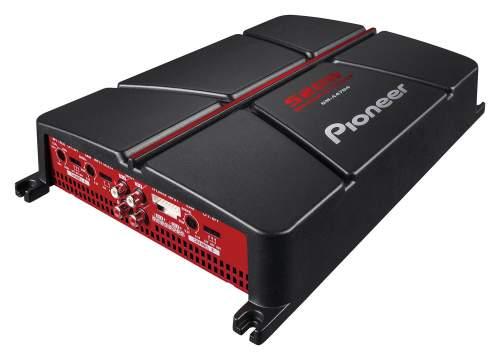 4 Channel Bridgeable Amplifier
