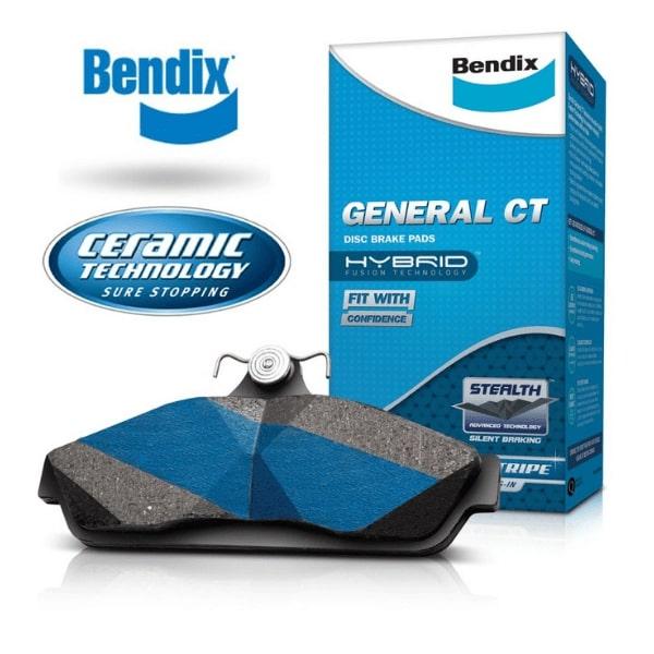 Bendix Brake Pads BH5 Legacy BH5