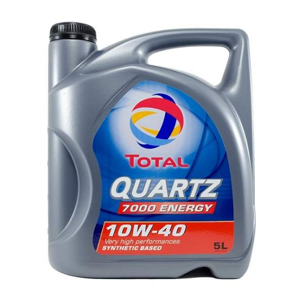 TOTAL Quartz 7000 5 Ltr Engine Oil