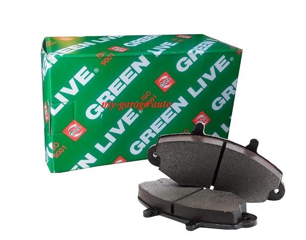 GLL Ceramic Brake Pads Front - Toyota Premio