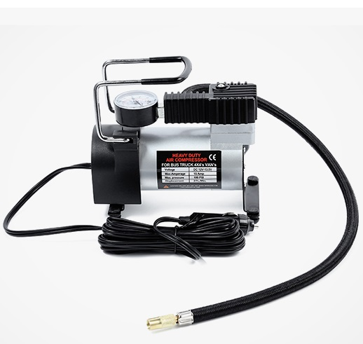 Portable 12V DC Air Compressor