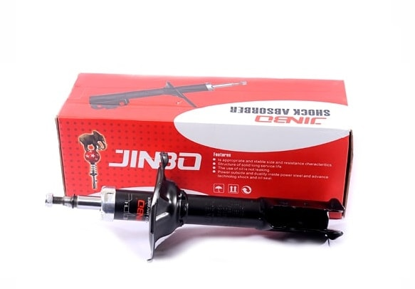 Jimbo Front Shock - Blue Bird Old Model