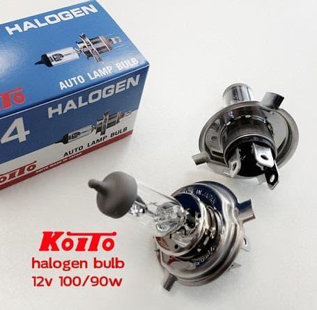Koito Headlight 12V 100/90W Japan