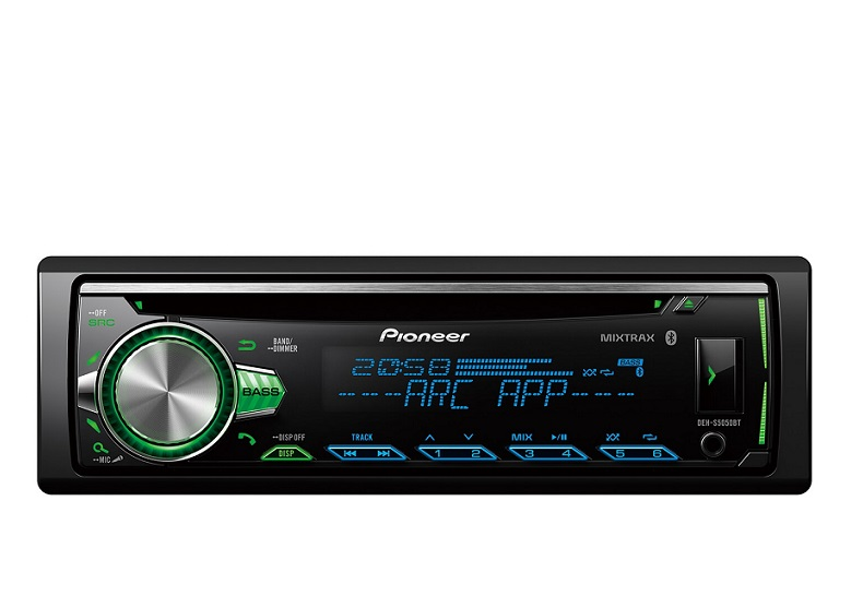 PIONEER Audio Receiver With MIXTRAX DEHS5050BT