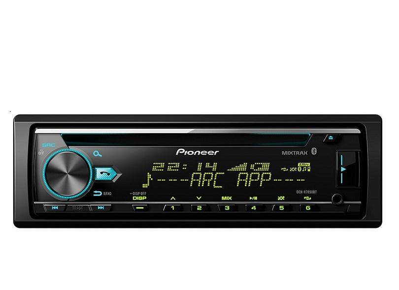 PIONEER Double-Din Audio Receiver X7850BT