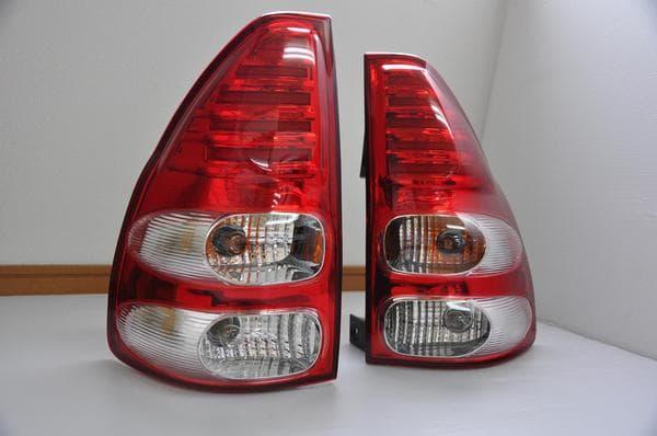 Depo Rear Lamp (L) Prado 120 2003-2008