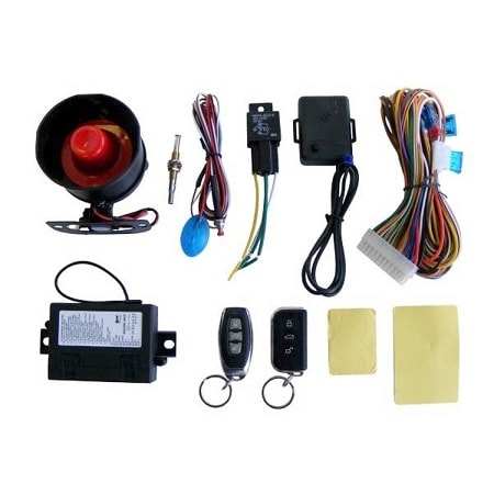 Milano RoadPower Car Alarm System