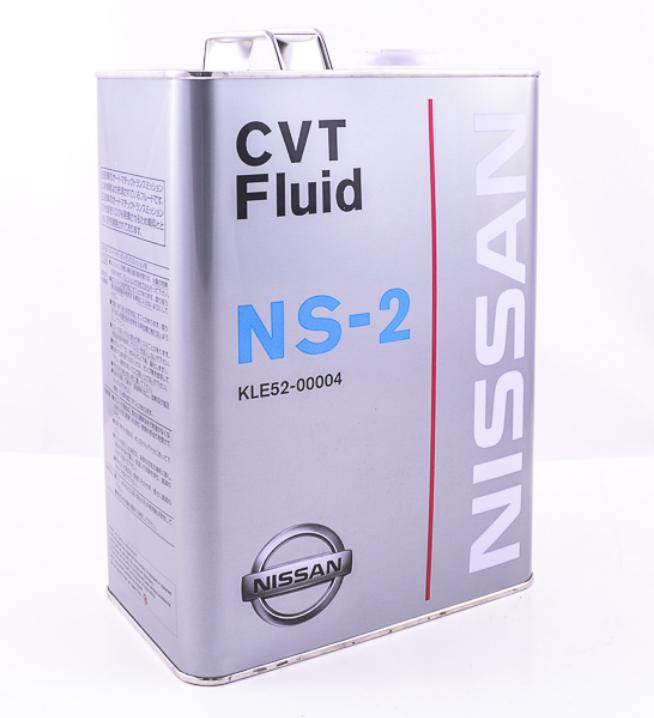 NISSAN CVT FLUID 4Ltr