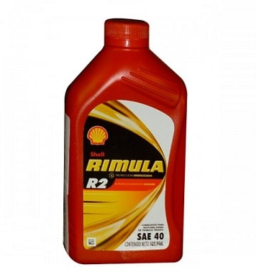 SHELL RIMULA R2(CF)40 1LTR