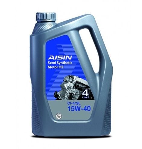 AISIN Semi Synthetic Engine Oil 15W-40