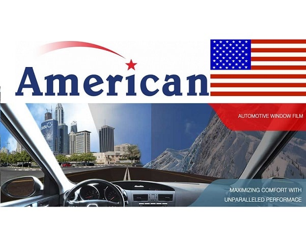 LLumar American Windscreen Film 4mil (Tint)