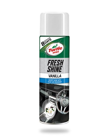 Turtle Wax Fresh Clean & Shine - Vanilla