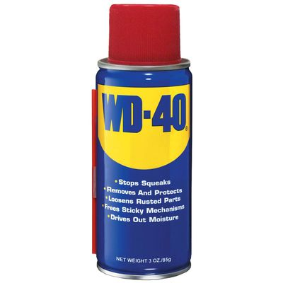 WD-40 Anti-rust Lubricant 400ML